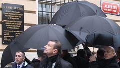 Rektor Zima: Pískat měli lidé jindy, než při uctívání památky studentů