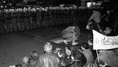 Zeman na Národní třídě v roce 1989 nebyl, tvrdí člen vyšetřovací komise Hulík
