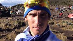 Kreuziger o Kilimandžáru: Ze sestupu jsem se vzpamatovával deset dní