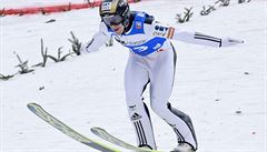 Koudelka vypadl z první desítky, v Lillehammeru triumfoval Schlierenzauer