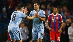 Chelsea i Šachtar v Lize mistrů postupují, Agüero zmrazil Bayern