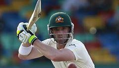 Austrálie oplakává reprezentanta. Kriketista po zásahu míčkem zemřel