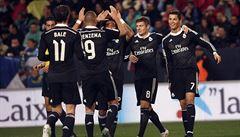 Real vyzrál na Malagu a překonal klubový rekord, Barcelona se nadřela