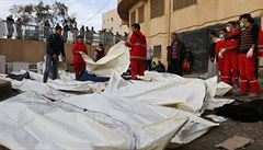 Drtivý úder na baštu džihádistů: syrská armáda zabila desítky lidí
