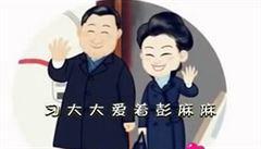 Taťka Si a mamka Pcheng. Bizarní óda na prezidentský pár je v Číně hitem