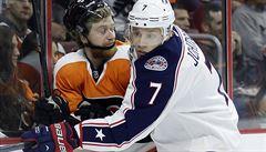 Voráček v NHL znovu skóroval. Philadelphii to však k výhře nestačilo