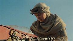 Sedmý díl Star Wars: Tvůrci představili druhou upoutávku