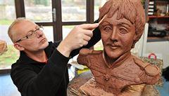 Švýcarské muzeum se pochlubí členy Beatles od českého sochaře