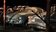 Ve Francii našli ráj zapomenutých veteránů. 60 aut vydraží