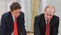 Gazprom: Jsme ochotní vyloučit dodávky plynu pro povstalce v Donbasu