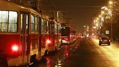 Praze hrozí zrušení části nočních tramvajových spojů. Problémem je hluk