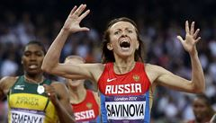 Rusku hrozí obří skandál: 99 procent atletů má prý zkušenosti s dopingem