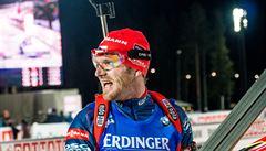 Fantastický finiš. Šlesingr v Ruhpoldingu vybojoval třetí místo