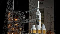 Vítězství! Vesmírná loď Orion, která má letět s lidmi na Mars, prošla testem