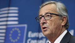 Juncker zpochybnil připravenost Rumunska převzít předsednictví EU, poukázal na vnitřní rozpory