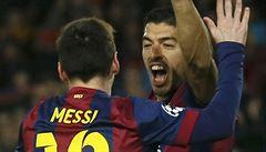 Posledními osmifinalisty LM jsou Schalke a City. Messi opět skóroval