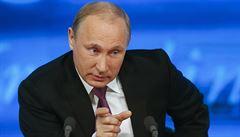 Gazprom, Lukoil... Těmto podnikům podá Putin pomocnou ruku