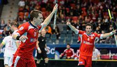 Česku přiklepli pořadatelství florbalového šampionátu v roce 2018