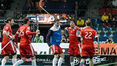 Florbalisté získali světový bronz. Švýcarsko porazili 4:3