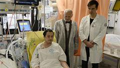 Těším se na život, řekl pacient po unikátní transplantaci srdce a plic
