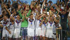 Fotbalovým šampionem je Německo! Argentinu porazilo po prodloužení