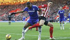 Chelsea je půlmistrem, City doma ztratilo dvoubrankový náskok