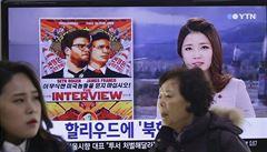Film The Interview už prodává i Apple. Čtyři dny po konkurenci