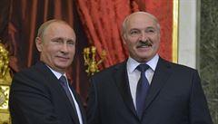 MACHÁČEK: Řešit Bělorusko bez Ruska? Sblížení Minsku a Moskvy není v zájmu Západu