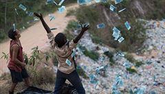 Olympiáda pomáhá potřebným. Sběrači odpadků mají nadstandardní mzdy