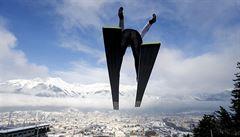 Koudelka skočil v Innsbrucku na desáté místo, vyhrál Freitag