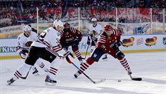 VIDEO: 43 tisíc lidí na hokeji. Show pod širákem ovládl Washington