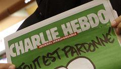 Charlie Hebdo vydá první běžné číslo od útoku na redakci