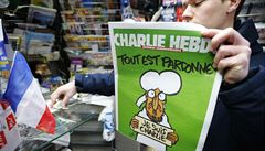 Časopis Charlie Hebdo řeší vydělané miliony. V redakci to vře