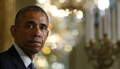 Obama varoval Putina: Zaplatíte ještě vyšší cenu, když nenecháte agrese
