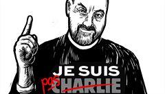 HALÍK: Já nejsem Charlie. Ke svobodě patří zodpovědnost