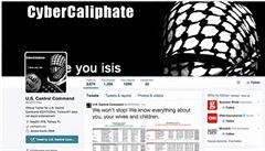 Hackeři Islámského státu napadli twitter Centrálního velení USA. Zveřejnili osobní data generálů
