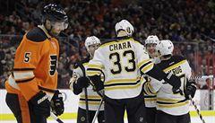 Michálek ukončil v NHL čekání na gól, Pastrňák slavil premiérové góly