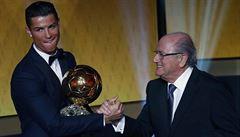Zasloužený fotbalový král. Ronaldo nemá jen jednu výjimečnost