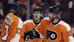 Kraluje NHL, vyrovnal Lemieuxe. Není se čím vzrušovat, tvrdí Voráček