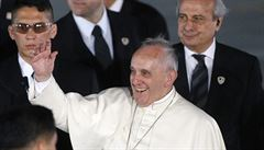 Papež zasvětil závěrečnou mši v Manile dětem. Přišlo 6 milionů lidí