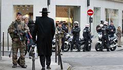 Mezi strachem a beznadějí. Francouzští Židé se bojí o své bezpečí