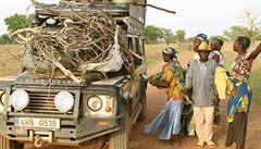 Po stopách UNESCO: Přijíždíme do Ghany navštívit naše děti