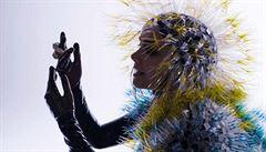 Björk vystoupila na Colours of Ostrava. Pracovala se západem slunce
