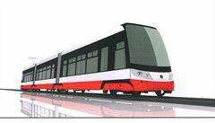 Zbraň proti horku. První klimatizovaná tramvaj dorazí do Prahy příští týden