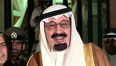 Zemřel saúdský král Abdalláh, významný spojenec Západu