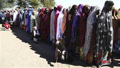 Nigerijská armáda osvobodila 829 rukojmí ze zajetí Boko Haram