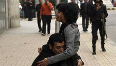 Egypt si připomíná čtyři roky od revoluce. Při protestech zemřelo 11 lidí