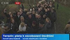 Škromachovo selfie v Terezíně? Nic fatálního, hájí kolegu Tejc