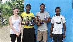 Po stopách UNESCO:  Naše děti v Ghaně