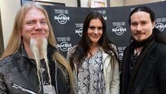 V Praze zahrají Nightwish a další hvězdy skandinávského metalu